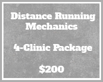Distance Running Package
